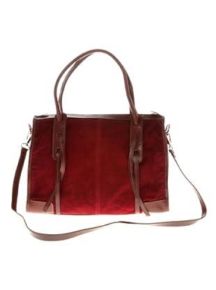 Elysa Bowling Bag (Rot)