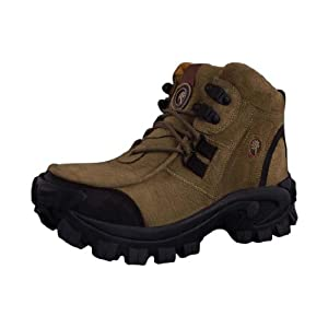 Woodland GB 0433107W13 KHAKI Men Boots Casual Shoes