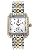 Michele Milou Two-Tone Diamond Ladies Watch Mww15A000059