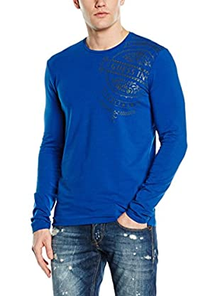 Guess Camiseta Manga Larga Stamp