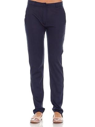 American Vintage Pantalón Joplin (azul marino)