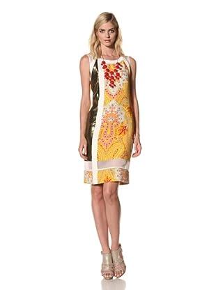 Thakoon Women's Indian Print Shift Dress (Multi)