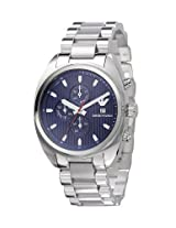 Emporio Armani Analog Blue Dial Men's Watch - AR5912