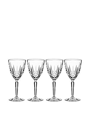 Waterford Marquis Set of 4 Sparkle Wine Glasses