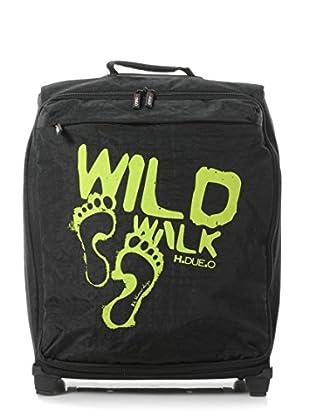 H.Due.O Trolley Wild Walk Nero