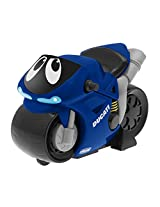 Chicco Toy Turbo Touch Ducati, Blue