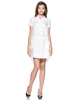 Eccentrica Vestido Kiwis (Blanco)