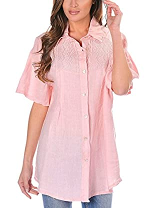 100% lino Camisa Mujer Sylvia