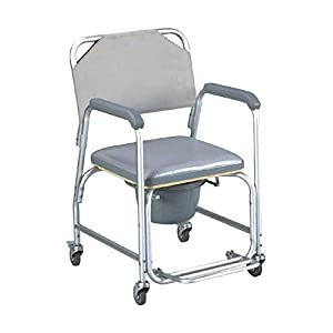 KosmoCare Aluminum Shower Chair