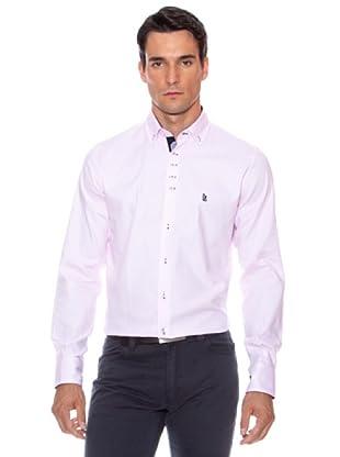 Devota & Lomba Camisa Botones (Rosa)