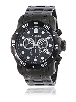 Invicta Watch Reloj con movimiento cuarzo suizo Man 76 49 mm