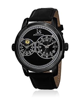 Joshua & Sons Reloj 44 mm JS87BK (Negro)