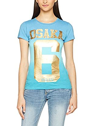 Superdry T-Shirt Osaka 6 Double Dip