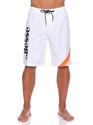 Ellesse Bañador Sportivo (Blanco)
