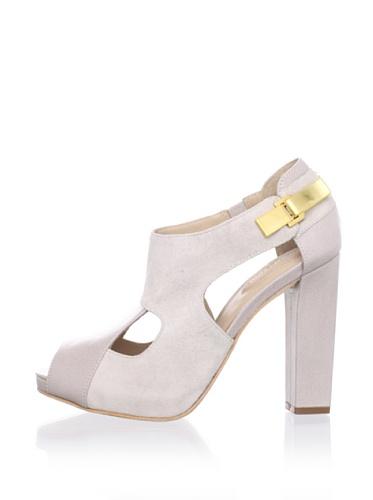 Kat Maconie Women's Evie Open Shoebootie (New Grey)