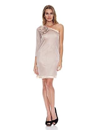 Monoplaza Vestido Margot (Topo)