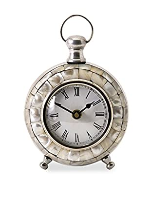 Levine Pearl Desk Clock