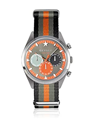 Oxygen Quarzuhr Man Sport Dual Time 40