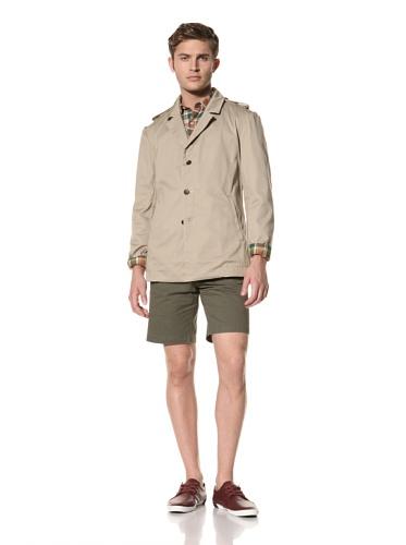 Standard Issue by Hyden Yoo Men's Gunny Jacket (Khaki)
