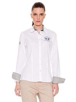 La Martina Camisa Básica (Blanco)