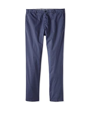 Zanella Men's Casual Pant (Navy)