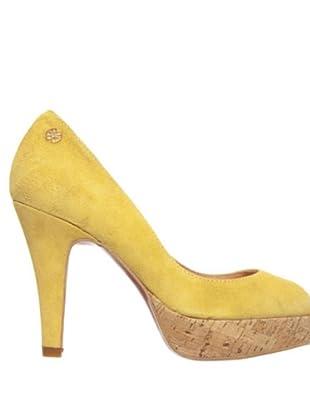 Cuple Zapatos (mostaza)