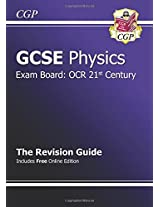 GCSE Physics OCR 21st Century Revision Guide (with Online Edition) (A*-G Course) (Revision Guides Edexcel Ocr Oc)