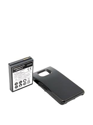 Unotec Batería De Alta Capacidad Con Tapa Adicional S2 Negro