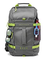 HP Odyssey L8J89AA Backpack (Grey) for 15.6-inch Laptop