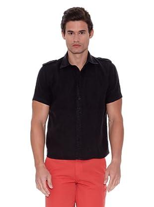 Privata Camisa Lucas (Negro)