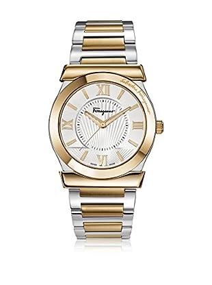 Salvatore Ferragamo Timepieces Reloj de cuarzo Man Dorado / Plateado 38 mm