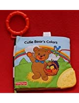 Fisher-Price My First Book: Cutie Bears Colors