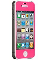 Case-Mate SP CM023282 Zero Screen Protector Foil for Apple iPhone 4/4S (Pink)
