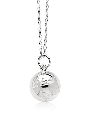 Marc O´Polo Halskette Silber Kugel