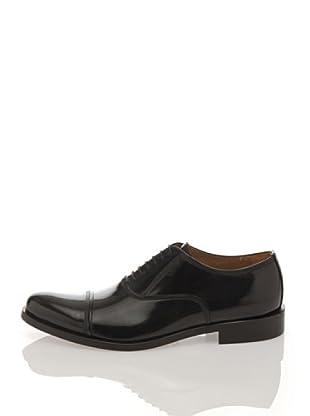 British Passport Zapatos Piel (Negro)