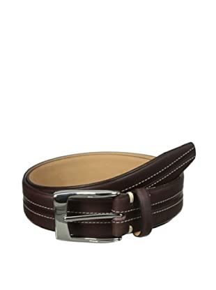 The British Belt Company Men's Launde Belt (Oxblood)
