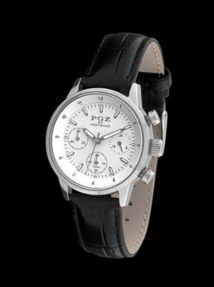 Pertegaz PGZ0101 - Reloj de Señora piel Negro