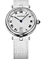 Louis Erard Analog Silver Dial Women Watch - 10800AA01.BDCA1