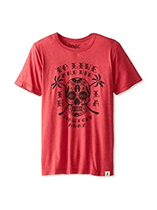 Lyric Culture Men's To Live and Die In La Short Sleeve T-Shirt