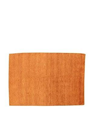 Design Community By Loomier Teppich Gabbeh orange 200 x 140 cm