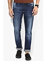 Blue Slim Fit Jeans Newport