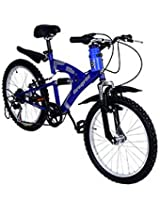 Hero Sprint 20T Elite Single speed Junior Cycle, Boy's (Blue)