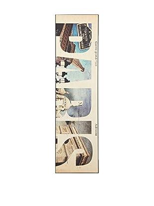 ABC Tappeti Alfombra Vinyl Vn01 Postcard Barro 66 x 240 cm