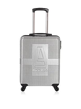 Azzaro Trolley 60500_61_Blu Blu Valise 4 Roues 61 Cm   61  cm