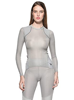 Salewa Power Carbon Funkions Longsleeve (Silber)