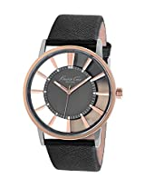 Kenneth Cole Analog Grey Dial Men's Watch - IKC8046