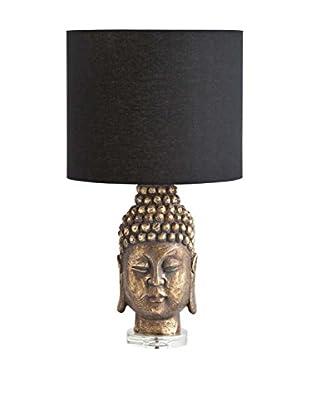 Applied Art Concepts Macrocapa Table Lamp, Black