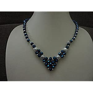 Mona Jewels Crystal Necklace