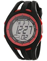 Freestyle Freestyle Unisex 101805 Condition Round Digital Red Big Display Watch - 101805