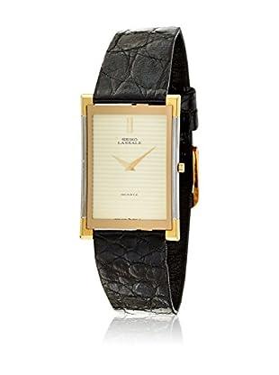 SEIKO Reloj con movimiento cuarzo japonés Unisex Unisex UHX32 36 mm